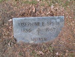 Josephine E. <I>Blied</I> Speth