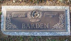 Maurice Paul Barden, Jr