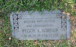 Peggy L Lorner