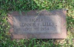 Lonnie F Lilly