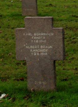 Karl Bohringer