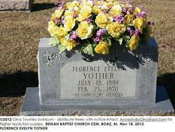 Florence Evelyn Yother