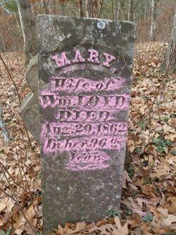 """Mary """"Polly"""" <I>Hill</I> Loyd"""
