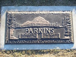 Norma Kay <I>Williams</I> Parkins
