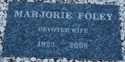 Marjorie K. Foley