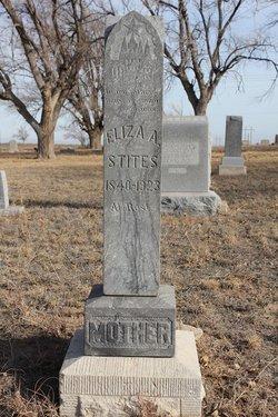 Eliza A. Stites