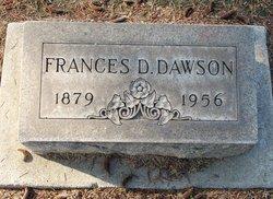 Frances D. Dawson