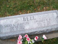 Sally Lou <I>Schacht</I> Bell