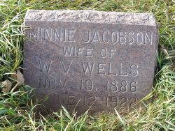 Minnie <I>Jacobson</I> Wells