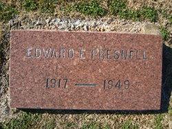 Edward Elmo Presnell