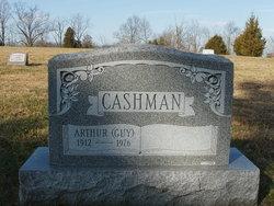 Arthur Guy Cashman