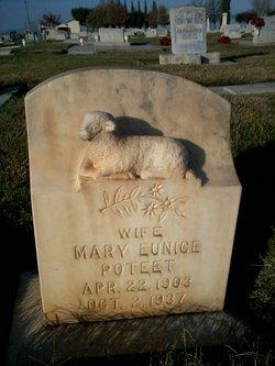 Mary Eunice Poteet