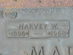 Harvey W Marriner