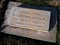 Dr Sophia J. <I>Byrd</I> Olson