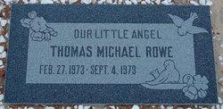 Thomas Michael Rowe