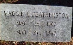 Maggie H Featherston