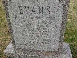 Lawrence Thomas Evans