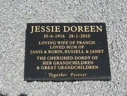 Jessie Doreen Kinley