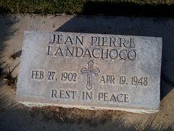 Jean Pierre Landachoco