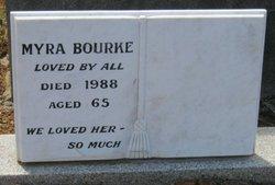 Myra Bourke
