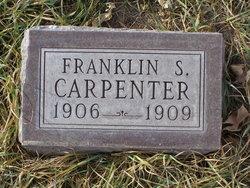Franklin S Carpenter