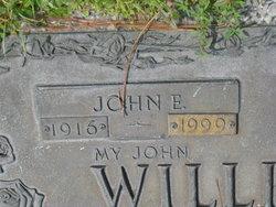 John E Willingham