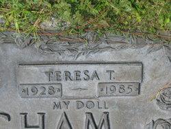 Theresa T Willingham