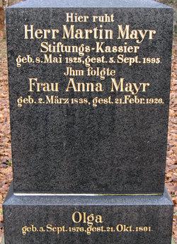 Olga Mayr