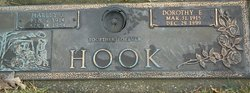 Dorothy E Hook