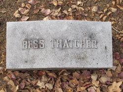 Bess Thatcher