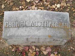 Cornelia <I>Terry</I> Thatcher