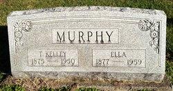 Ella <I>Carr</I> Murphy