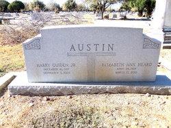 Elizabeth Ann <I>Heard</I> Austin