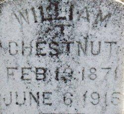 William Thomas Chestnut