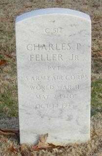 Charles P Feller, Jr