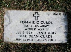 Tommie C Curde