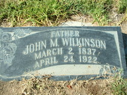 John M Wilkinson