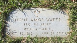 Jessie Amos Watts