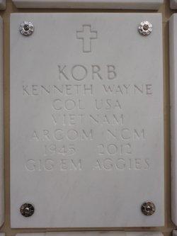 Kenneth Wayne Korb