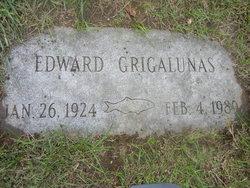 Edward Grigalunas