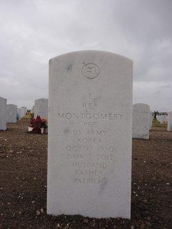 Earl Rex Montgomery
