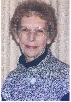 Margaret Jeanne <I>Green</I> Russell