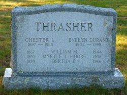 Bertha Evelyn Thrasher