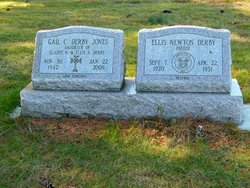Gail C. <I>Derby</I> Jones