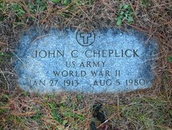 John C. Cheplick