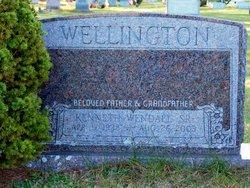 Kenneth Wendall Wellington, Sr