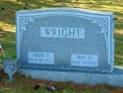 Abbie F. Wright