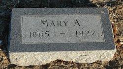 Mary A. <I>Clarey</I> Coulson