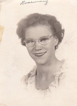 Rosemary <I>Shackelford</I> Markum