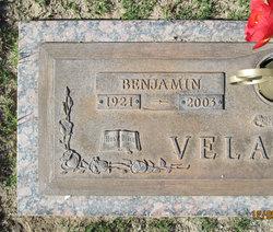 """Benjamin """"Big Benny"""" Velasquez"""